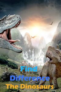 Download Find Difference The Dinosaurs 1.1 APK