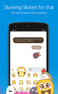 Download Flash Keyboard Emoji 1.0.1086.1023 APK