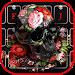 Download Flower Skull keyboard 10001002 APK
