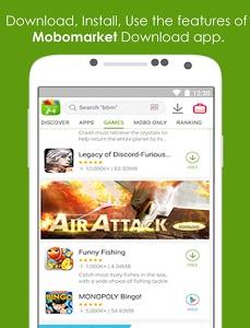 screenshot of Free Mobo Market 2017 tips version 1.0