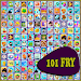 Download 101 FRY Games 1.0.1 APK
