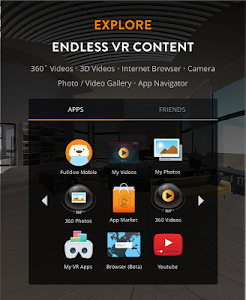 Download Fulldive VR - Virtual Reality  APK