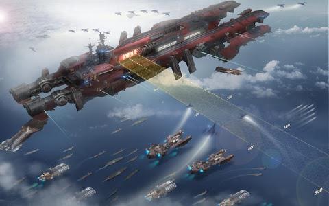 screenshot of Future Sea Battle - RTS version 1.0.2.9