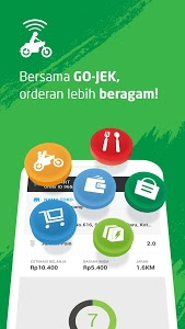 Download GO-JEK Driver 3.9.1 APK