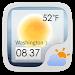 Download GO Weather EX Theme White 1.0 APK