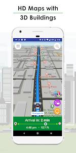 Download GPS Navigation, Live Traffic, HD Maps - Live Roads 2.01 APK
