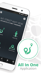 Download GPS Route Finder - Live Street View , Earth Map 1.0.28 APK