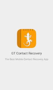 Download GT Contact Recovery 1.2.4 APK