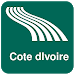 Download Cote dIvoire Map offline 1.76 APK