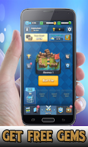 Download Gems Of Chest Clash Of Royal 1.1.1 APK
