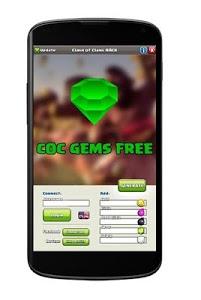 Download Gems for Clans:COC Tips & Gems 6.7 APK