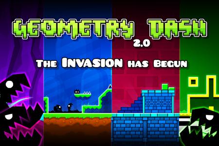 Download Geometry Dash 2.011 APK
