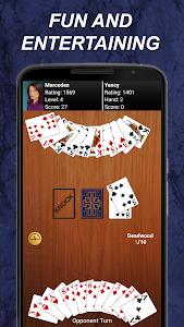 screenshot of Gin Rummy version 2.14.20