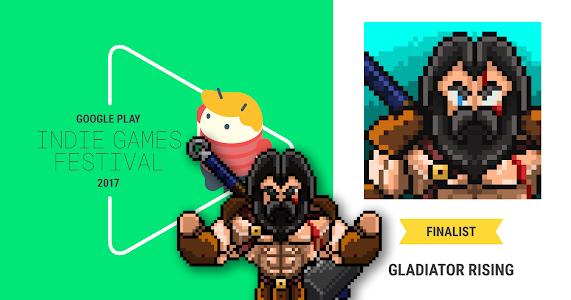 Download Gladiator Rising: Roguelike RPG 1.048 APK