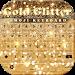Download Gold Glitter Emoji Keyboard 4.0 APK