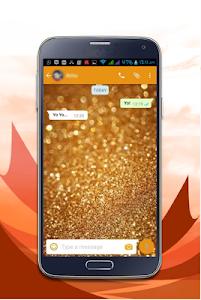 screenshot of Golden Whatsa Plus version 2.2.0