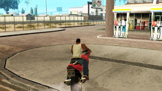 screenshot of Grand Sniper in San Andreas II version 1.0
