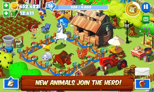 Download Green Farm 3 4.2.1 APK