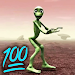 Download Green alien dance 1.04 APK