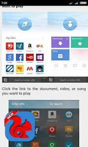 Download Guide UC Browser Fast 1.1 APK