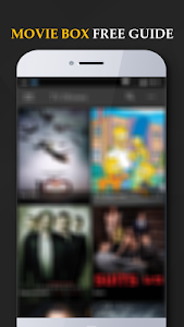 screenshot of Guide for Show Movie Box TV version 1.0