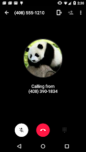 screenshot of Hangouts Dialer - Call Phones version 0.1.100944346