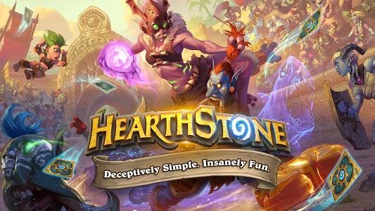 screenshot of Hearthstone version 13.0.28116