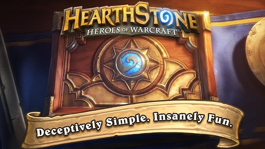 screenshot of Hearthstone version 8.4.20034