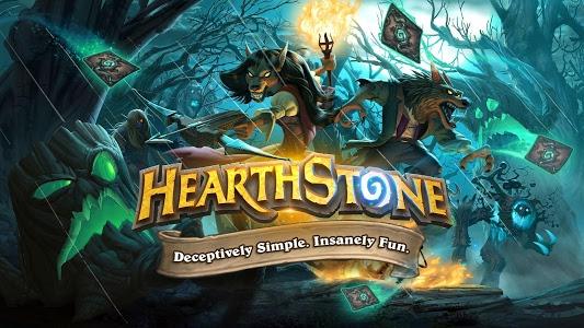 screenshot of Hearthstone version 11.0.23966