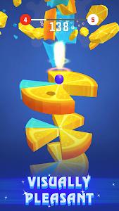 screenshot of Helix Crush version 1.2.9