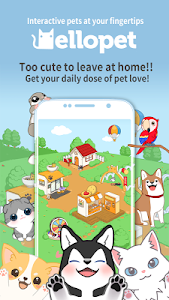 Download Hellopet - Cute cats, dogs and other unique pets 3.2.17 APK