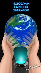 Download Hologram Earth 3D Simulator 1.5 APK