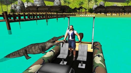screenshot of Hungry Crocodile Attack version 1.1