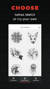 Download INKHUNTER - try tattoo designs 1.6.0 APK