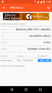 Download Indian Train Locator 6.12 APK