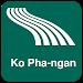 Download Ko Pha-ngan Map offline 1.80 APK