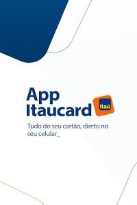 screenshot of Itaucard Controle seu cartão version 5.5.0