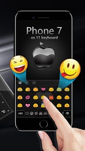 Download Keyboard for Phone 7 Jet Black 10001007 APK