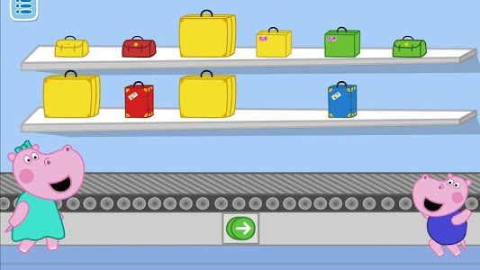 Download Hippo at the Airport: Adventure 1.0.7 APK