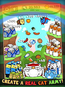 Download Kitty Cat Clicker - Hungry Cat Feeding Game 1.1.3 APK