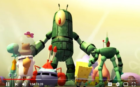 Download Koleksi Video Sponge Terbaru 4.0 APK