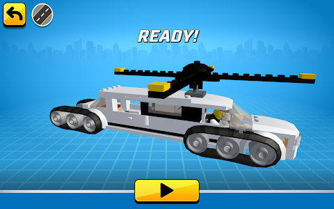 screenshot of LEGO® City version 43.211.803