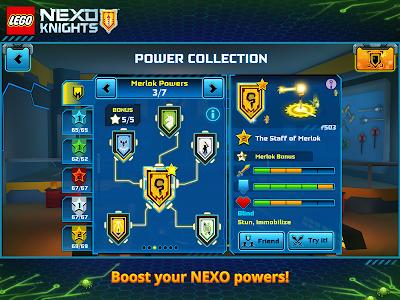 Download LEGO® NEXO KNIGHTS™: MERLOK 2.0 3.0.1 APK