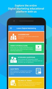 Download Learn SEO, SMO, PPC and Digital Marketing course 3.5 APK
