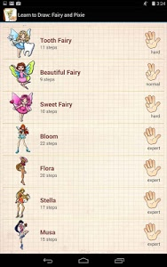 Download Learn to Draw Fairies 1.02 APK