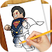 Download Learn to Draw Lego Superheroes 1.03 APK
