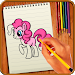 Download Learn to Draw Little Pony Characters 1.1.1 APK