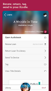 Download Libby, by OverDrive 1.6.3 APK