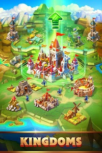 screenshot of Lords Mobile: Battle of the Empires - Strategy RPG version 1.87