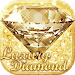 Download Luxury Diamond Launcher: Gold Glitter Deluxe Theme 3.9.6 APK